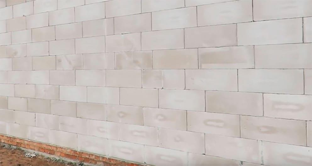 Преимущества газобетона при постройке дома.