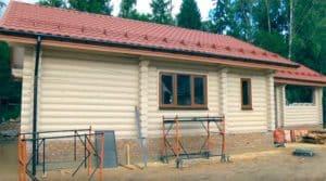 Установка пластиковых окон в деревянных домах