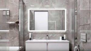 Освещение в ванной комнате. 5 секретов уюта.